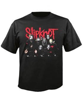 Tričko Slipknot - We Are Not Your Kind 2 Logo