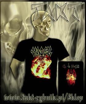 Tričko Vader - go To Hell 2